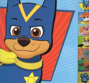Super Pup Heroes! ( Nickelodeon Paw Patrol ) (Tabbed Board Book)