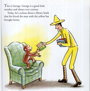 Sweet Dreams Curious George ( Curious George 8X8 )
