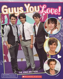 Guys You Love!: An Unauthorized Scrapbook ( All Access )