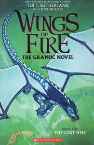 Lost Heir ( Wings of Fire Graphic Novel #02 )