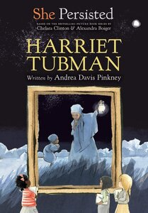 Harriet Tubman ( She Persisted )
