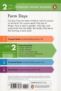 Farm Days ( Penguin Young Readers Level 2 ) (Hardcover)