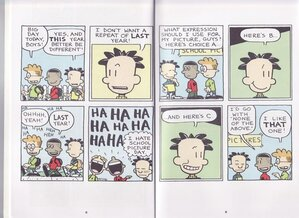 Big Nate What's a Little Noogie Between Friends? ( Big Nate Comic Compiliations )