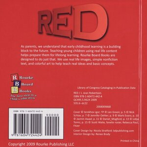 Red ( Rourke Board Book )
