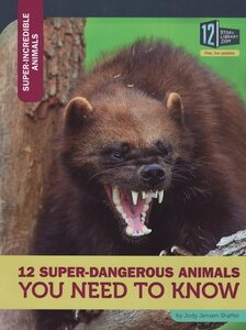 12 Super Dangerous Animals You Need to Know ( Super Incredible Animals )