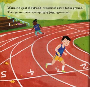 Ready Set Go!: Sports of All Sorts ( Step Into a Story )